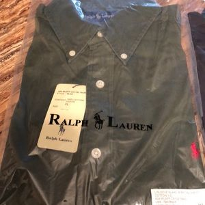 2 - Ralph Lauren Blake Polo Long Sleeve Shirts XL